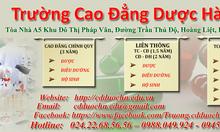 Tuyển sinh trường cao đẳng y dược Hà Nội