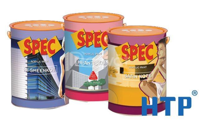Nhà phân phối sơn nước nội thất Spec giá rẻ toàn quốc