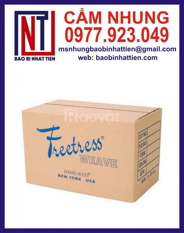 Cung cấp thùng carton giá rẻ, xưởng sản xuất hộp carton (ảnh 8)