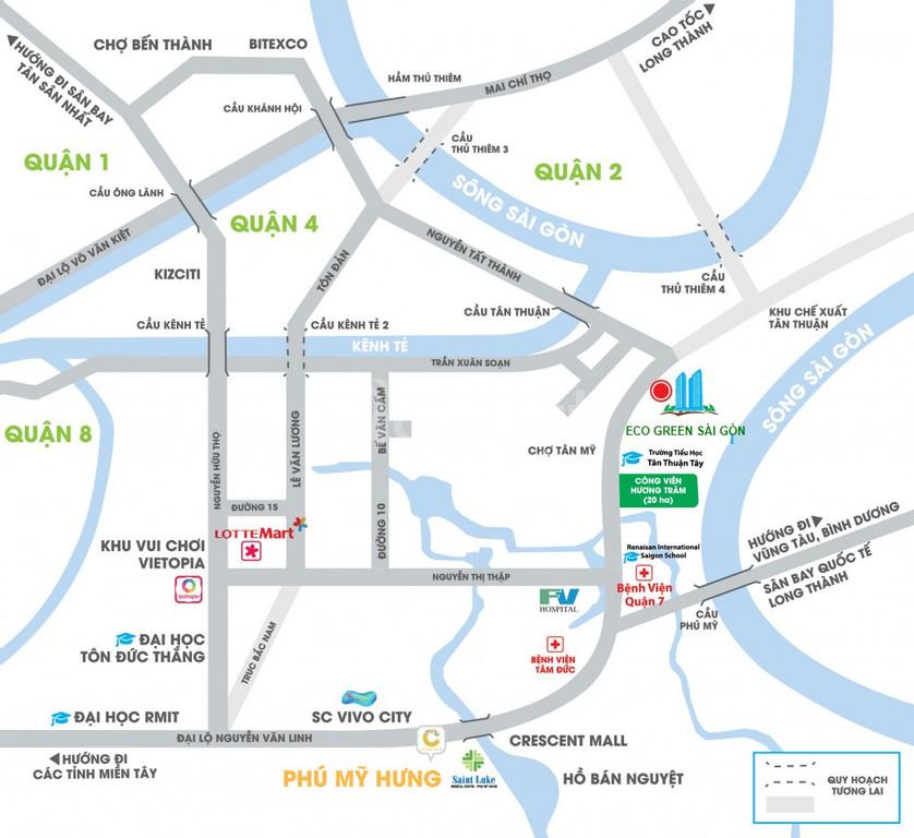 Tại sao lại chọn Eco Green Saigon để an cư và đầu tư? (ảnh 7)