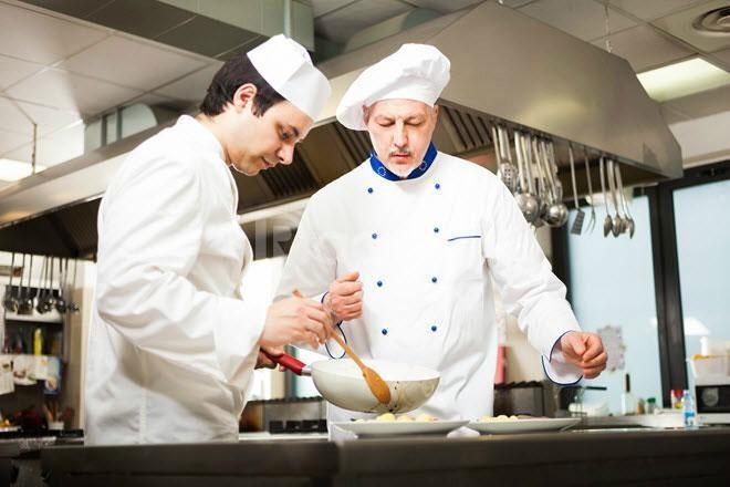 Khóa học đầu bếp Á - Âu