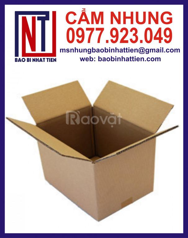 Cung cấp thùng carton giá rẻ, xưởng sản xuất hộp carton (ảnh 4)