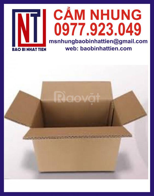 Cung cấp thùng carton giá rẻ, xưởng sản xuất hộp carton (ảnh 7)