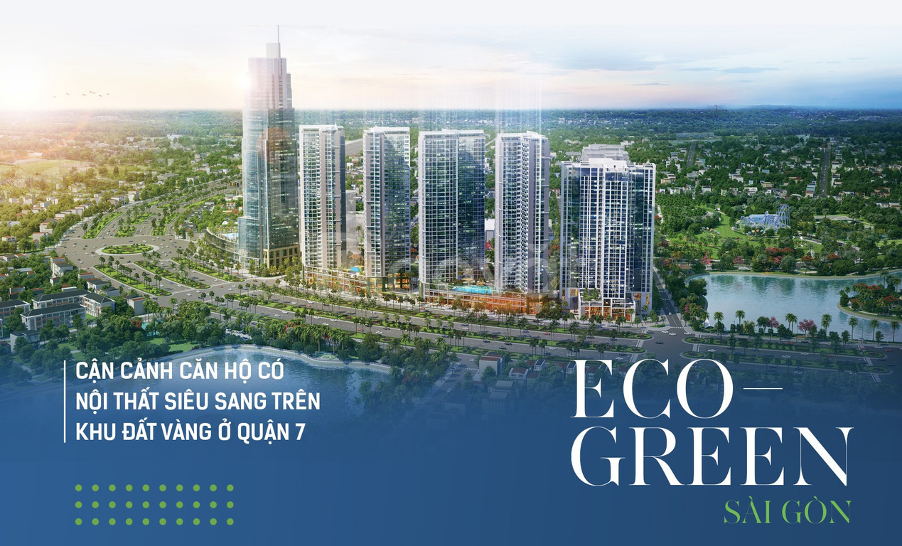 Tại sao lại chọn Eco Green Saigon để an cư và đầu tư? (ảnh 8)