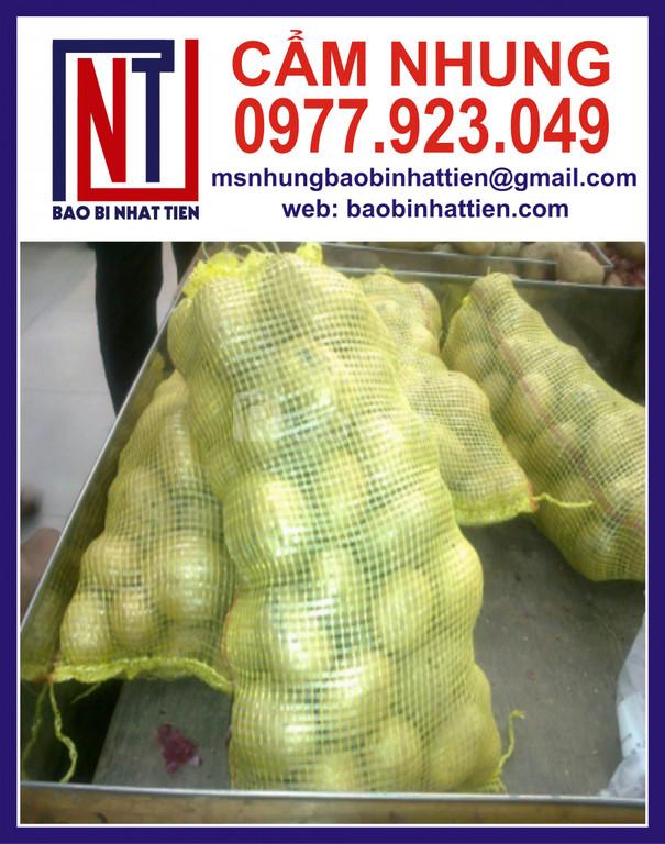 Bao lưới 45-65cm, 45-75cm, 45-85cm bao lưới đựng ngô khoai sắn