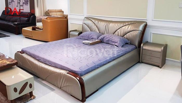 Thanh lý bộ giường gỗ cao cấp tại Nội Thất Đông Á