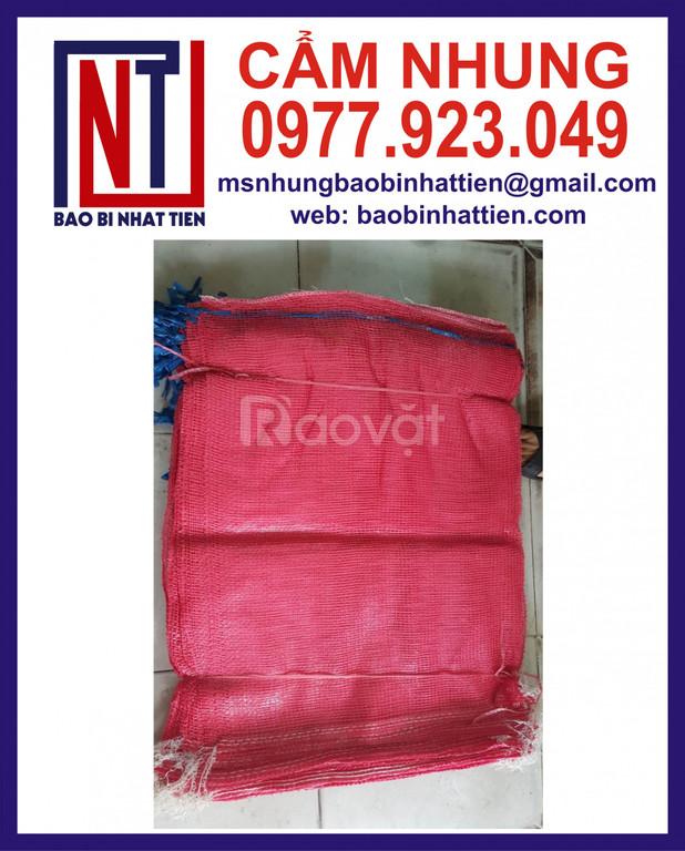 Túi lưới, bao lưới PP, chuyên cung cấp bao lưới leno