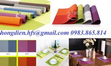 Tấm lót bàn ăn, tấm lót đĩa, placae mat, tấm trải bàn