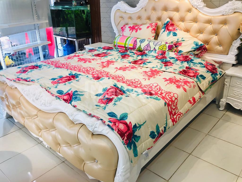 Thanh lý bộ giường tân cổ điển tại nội thất Đông Á