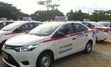 Lái xe Taxi Group làm dịp Tết 2019 - bằng mới được đào tạo