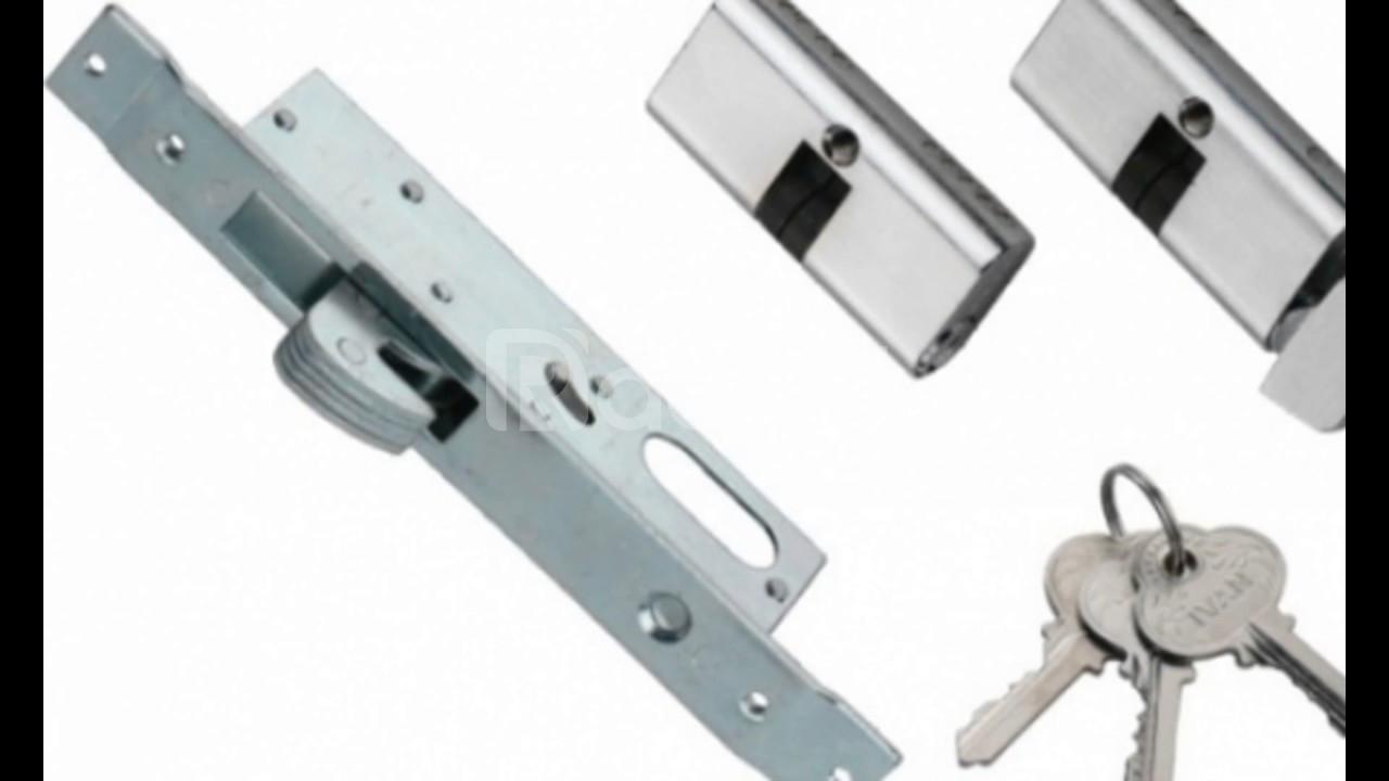 Sửa khóa cửa kéo tại nhà Quận 7 TP HCM - Sửa chữa, lắp mới
