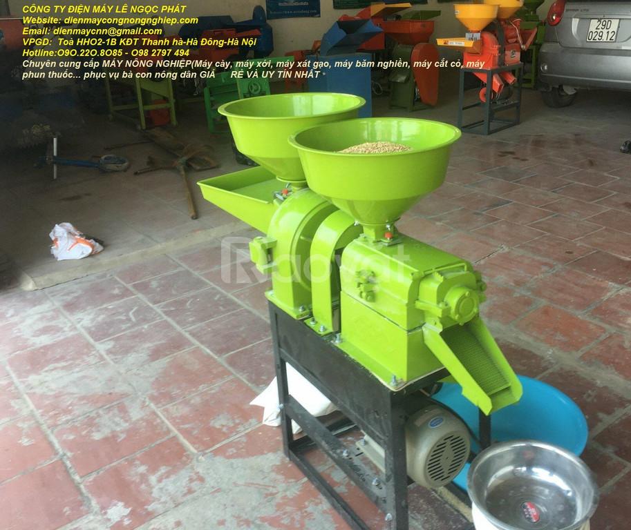 Bán máy xay xát gạo mini dùng gia đình giá chỉ 4tr8