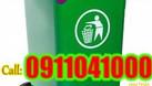 Thùng rác nhựa 120l, thùng rác 240l, xe rác 660l bán với giá tốt (ảnh 5)