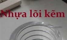 Ống nhựa dẻo lõi kẽm, ống nhựa dẻo lõi thép dẫn nước, dẫn dầu,hóa chất
