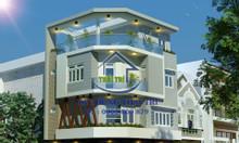 Nhận thiết kế nhà phố, biệt thự, giá rẻ quận 12, Hóc Môn, Bình Tân