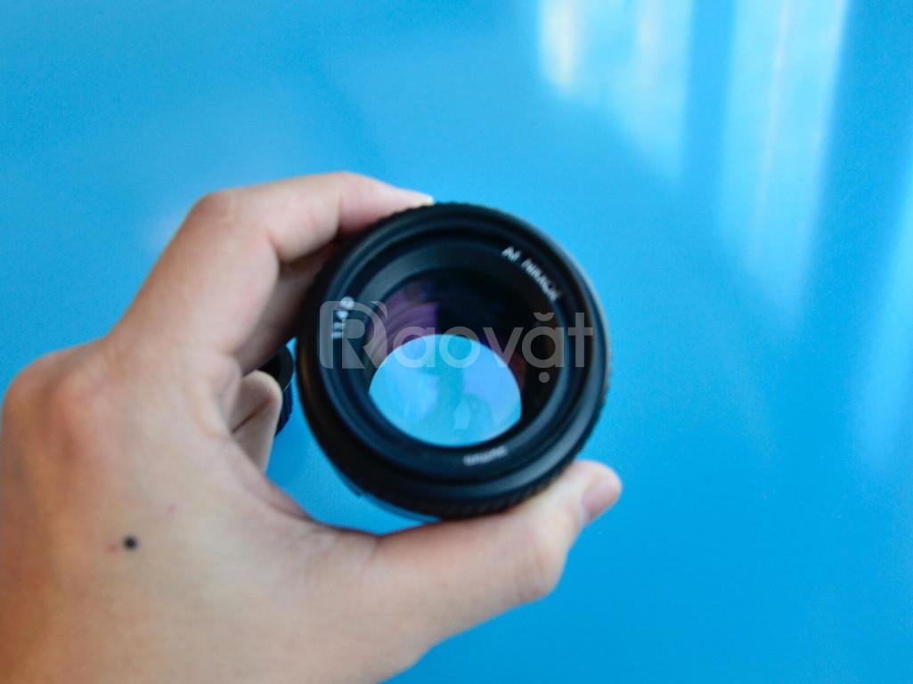 Nikon D7000 + lens 50 1.4D AF + Lens 18-105 giá yêu thương (ảnh 7)