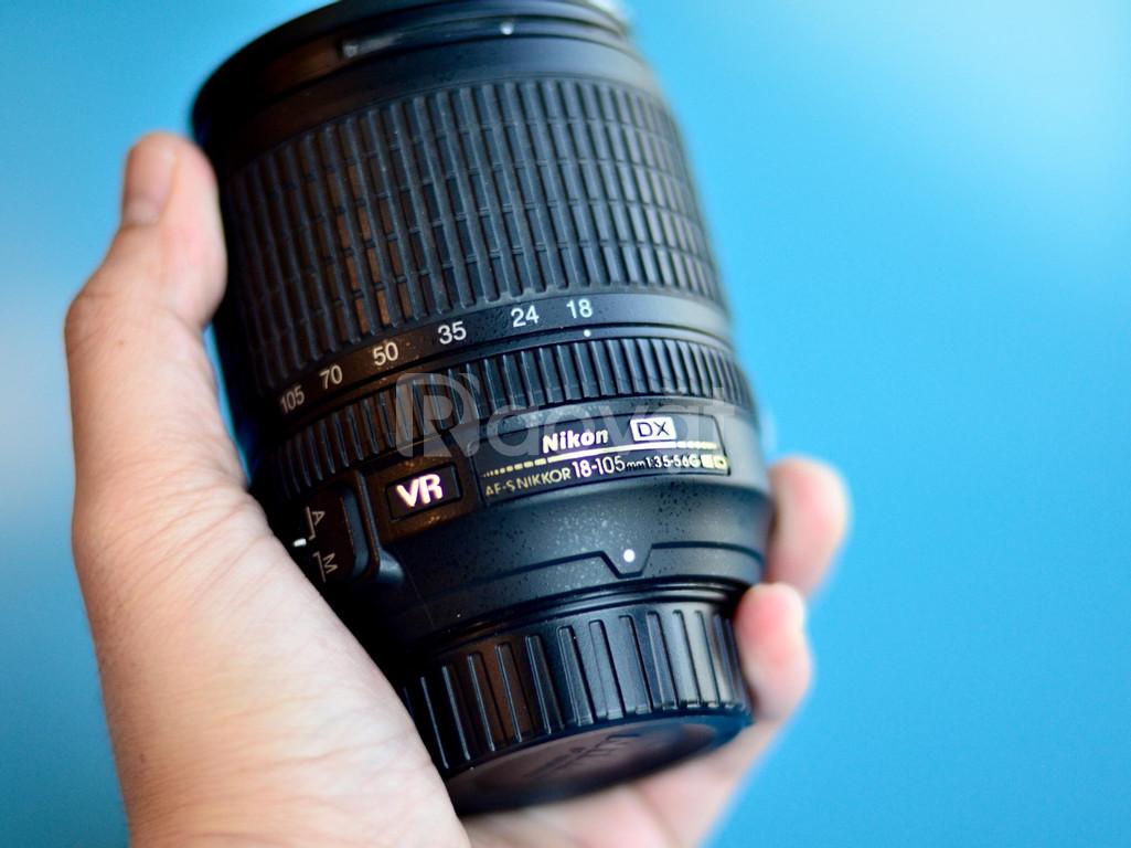 Nikon D7000 + lens 50 1.4D AF + Lens 18-105 giá yêu thương (ảnh 1)
