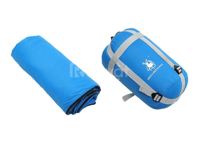 Túi ngủ đôi mềm mịn Gazelle Outdoors GL3212