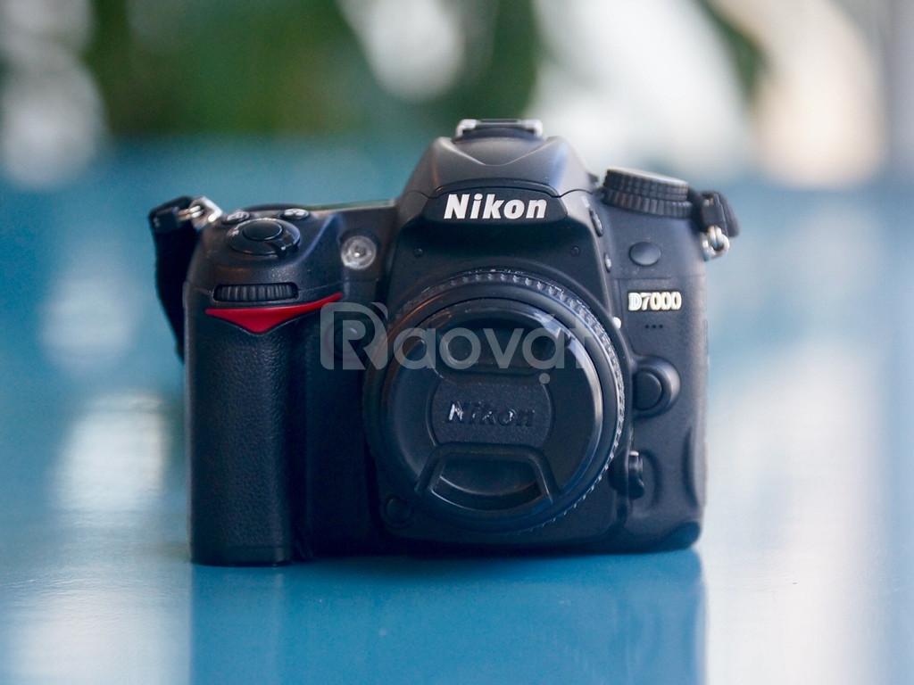 Nikon D7000 + lens 50 1.4D AF + Lens 18-105 giá yêu thương (ảnh 8)