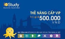 [voucher] Phần mềm học tiếng Anh online thông minh IOStudy chuẩn SGK