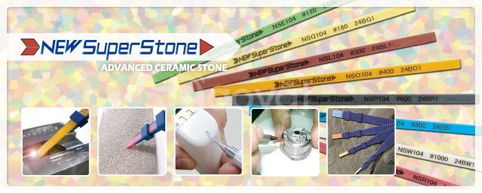 Đá mài khuôn ceramic new super stone Argofile Nhật Bản (ảnh 1)