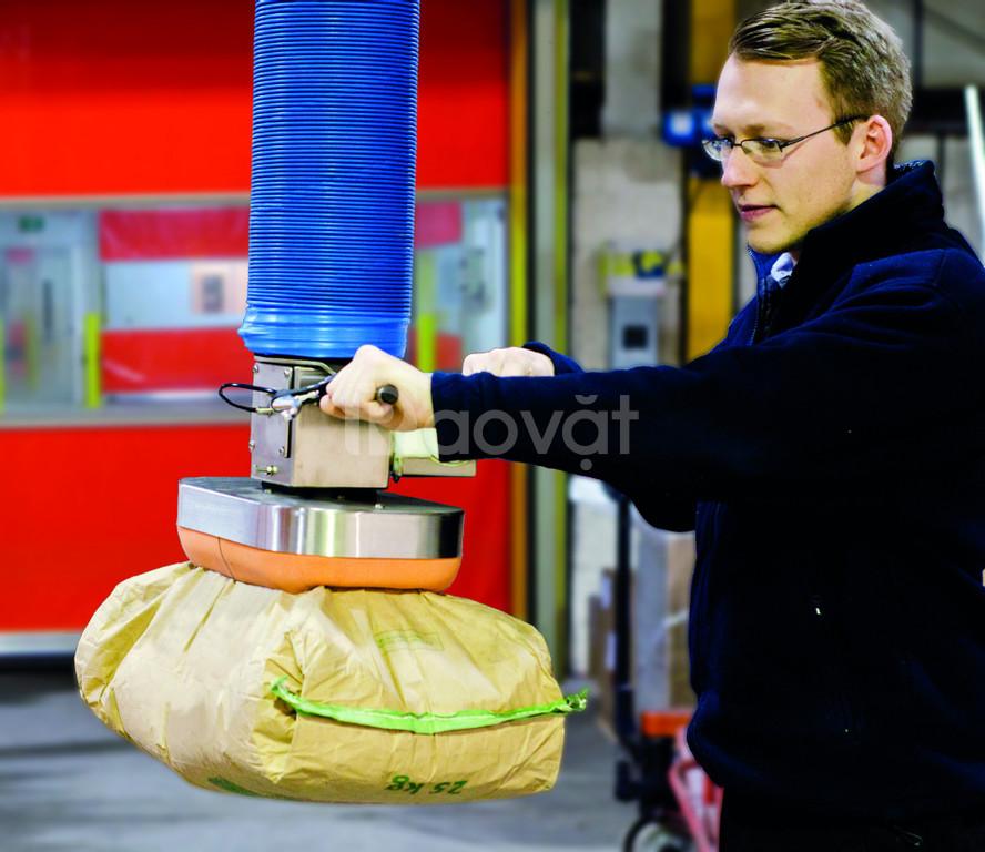 Thiết bị nâng hạ dùng nâng bao nhựa, bao đường