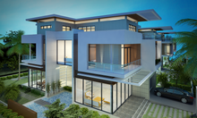 Xây dựng nhà phố biệt thự tại Chánh Nghĩa, Tp. Thủ Dầu Một, Bình Dương