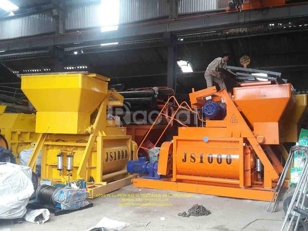 Phân phối các loại máy trộn bê tông các loại