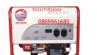 Máy phát điện chạy xăng Bamboo 3800E 2,8kw đề (ảnh 1)