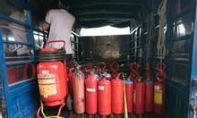 Nạp bình chữa cháy tại Bình Dương