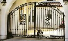 Gia công cổng cửa theo yêu cầu