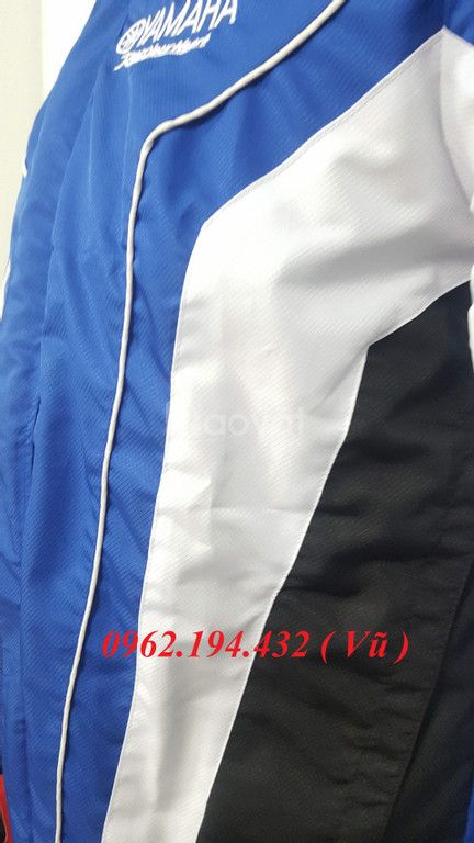 Áo khoác Yamaha nam giá rẻ (ảnh 6)