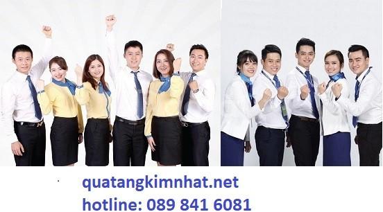 Đồng phục áo sơ mi công sở, áo sơ mi văn phòng (ảnh 1)