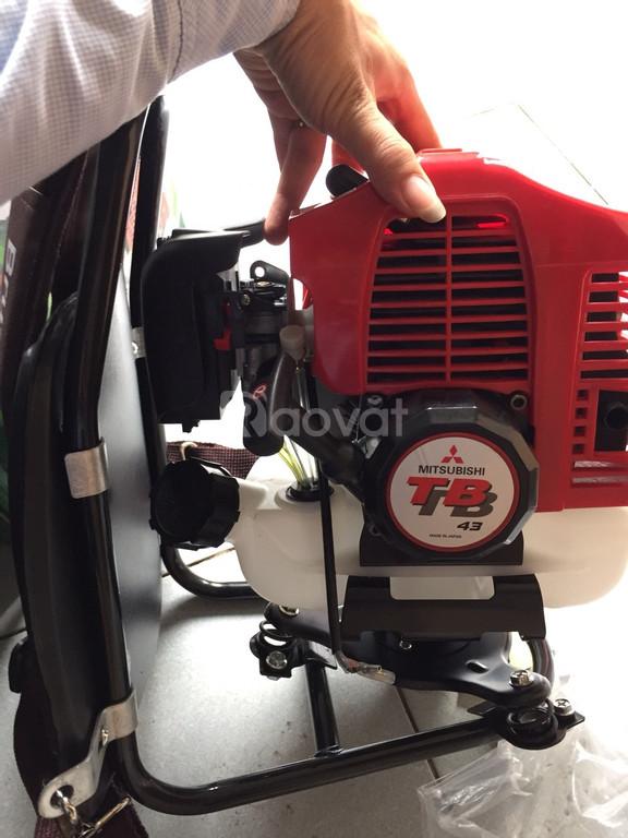 Thanh lý, giảm giá máy xạc cỏ mini xới đất cắt cỏ