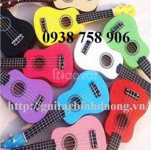 Bán đàn ukulele nhỏ gọn mini giá rẻ tại Bình Dương