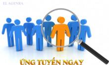 Cần tuyển 5 nhân viên kinh doanh, mức lương 8-12 triệu