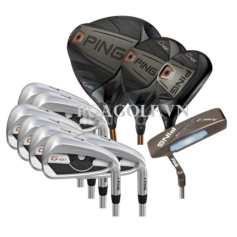 Bộ gậy golf Ping G400 model mới chính hãng