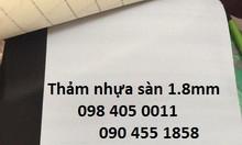 Nhựa vân gỗ lót sàn hàng Việt Nam giá rẻ