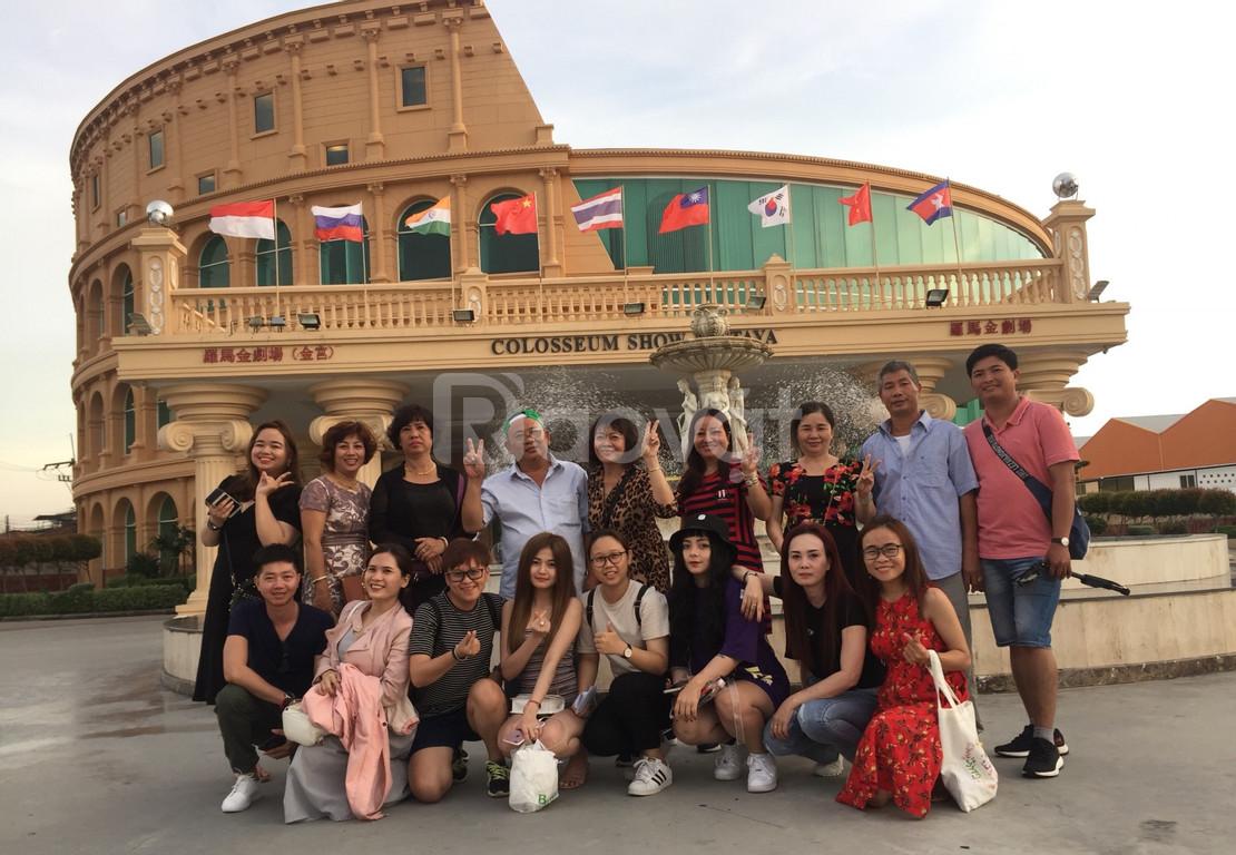 Mùa sale Thái Lan, sale tour sập sàn