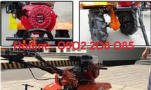 Bán máy xới đất nông nghiệp mini chạy xăng Honda GX200 giá rẻ