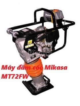 Máy đầm cóc Mikasa MT72FW xuất xứ Mikasa Nhật Bản giá ưu đãi