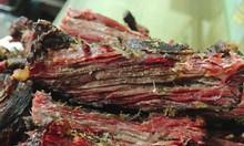 Thịt trâu bò lợn gác bếp Điện Biên 100% thịt sạch