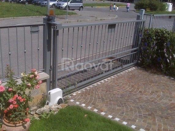 Cổng tự động - cổng trượt KIT SL 544 - chính hãng Italy
