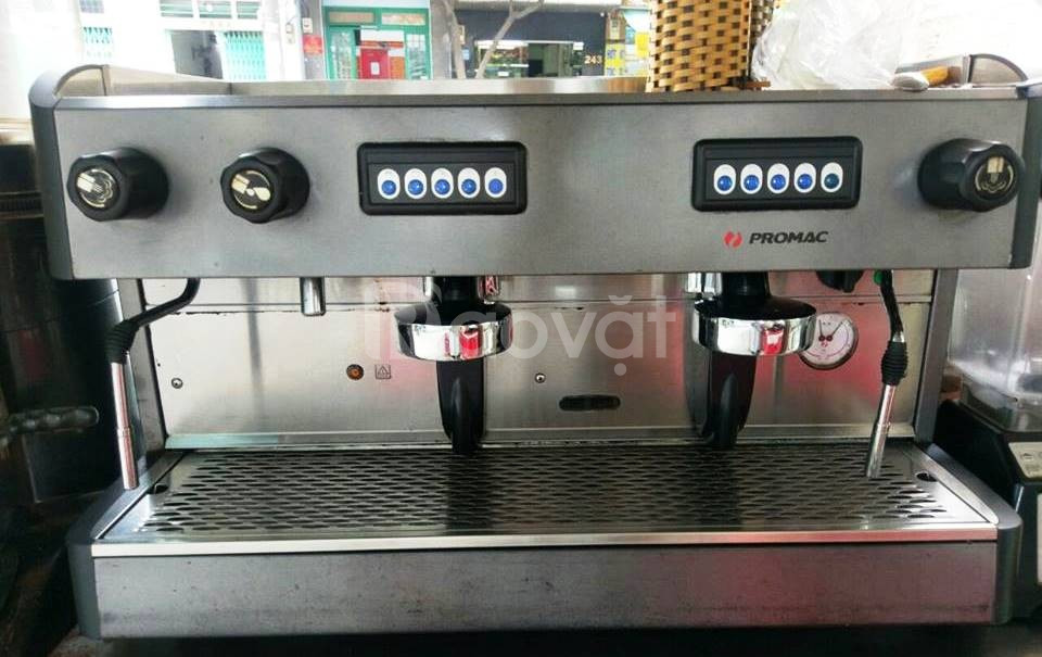 Thanh lý máy pha cafe chuyên nghiệp Promac P161