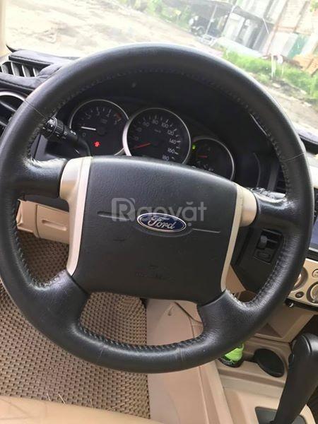 Cần bán Ford Everest cuối 2012 Limited xe màu hồng phấn (ảnh 7)