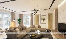 Thiết kế nội thất hiện đại biệt thự Vinhomes, Long Biên, Hà Nội