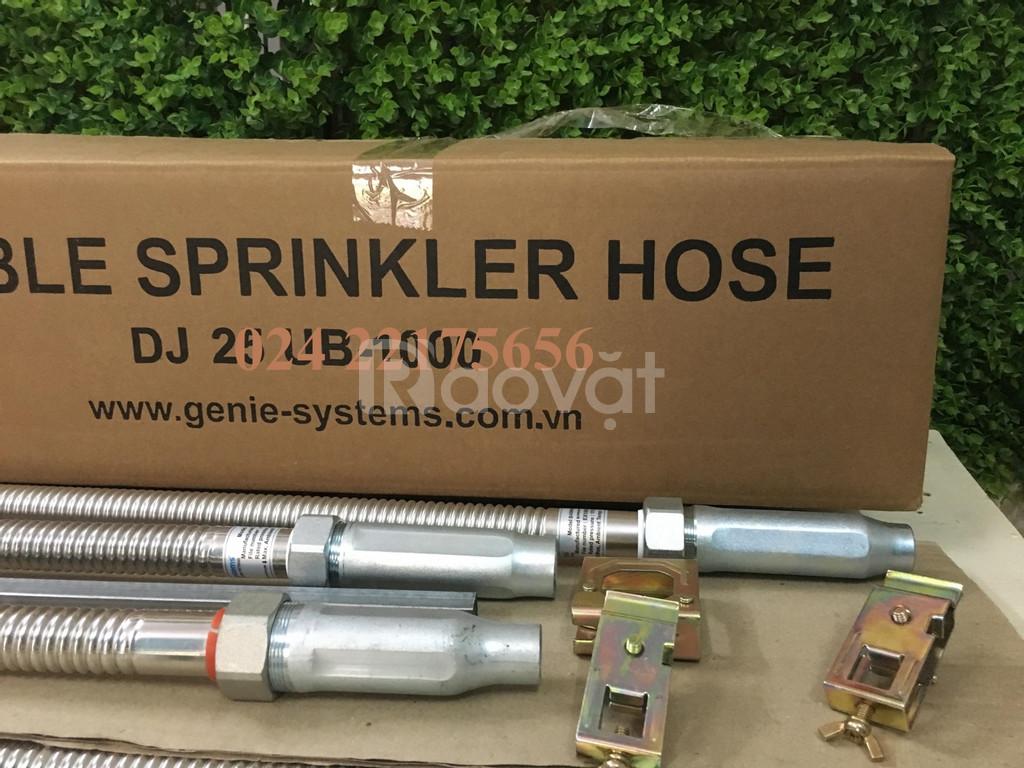 Ống mềm nối đầu sprinkler - daejin, ống nối mềm daejin cho đầu phun