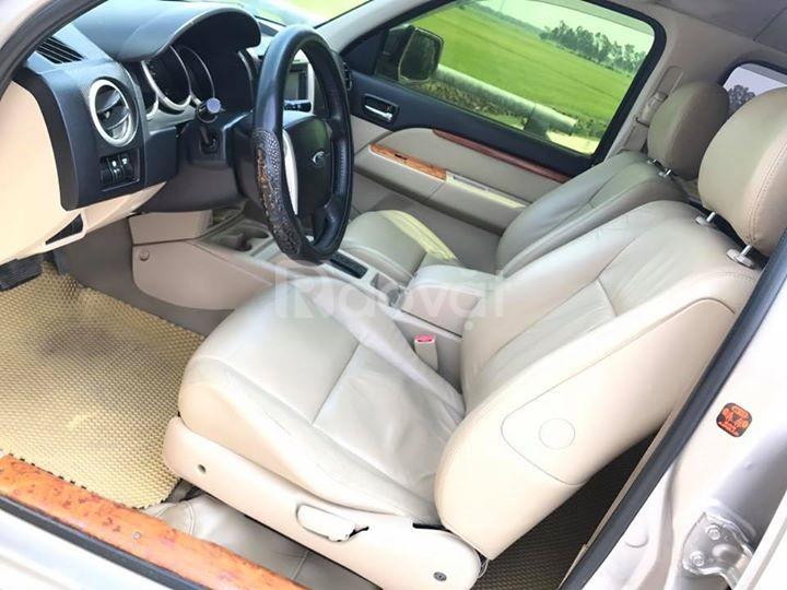Cần bán Ford Everest cuối 2012 Limited xe màu hồng phấn (ảnh 4)