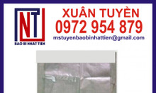 Bao PP dệt trắng trong suốt