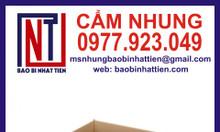 Địa chỉ bán bao bì carton giá rẻ, hộp carton giá rẻ